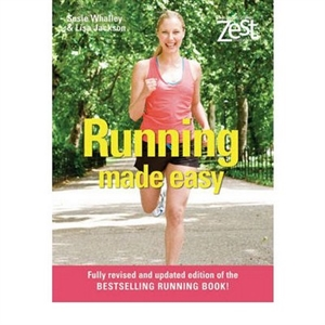 Picture of Running Made Easy by Susie Whalley and Lisa Jackson