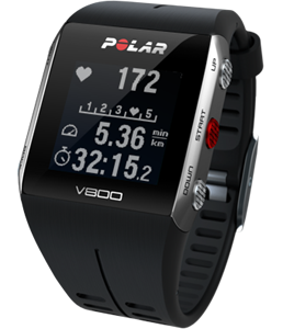 Picture of Polar V800 with HRM