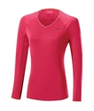 Picture of Mizuno Ladies DryLite CoolTouch LS Tee