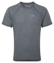 Picture of Ron Hill Men's Advance Motion S/S Tee - Granite