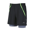 Picture of Ron Hill Men's Advance Twin Short - Granite
