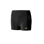 Picture of Mizuno Ladies BG3000 Short Tights