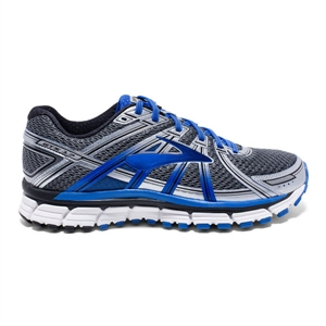 Picture of Brooks Men's Adrenaline GTS 17 - Silver
