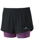Picture of Ron Hill Ladies Stride Twin Short