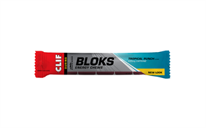 Picture of Clif Shot Bloks - Tropical Punch - 25mg Caffeine