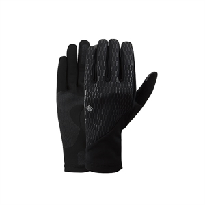 Picture of Ron Hill Wind-Block Glove - All Black