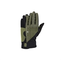 Picture of Ron Hill Wind-Block Glove - Black/Flo Yellow