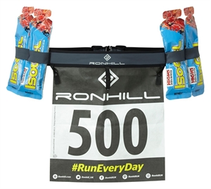 Picture of Ron Hill Race Number Belt