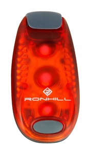 Picture of Ron Hill Light Clip - Glow Red