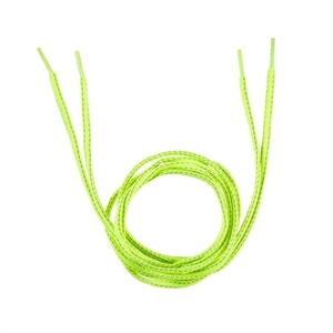 "Picture of Ron Hill Reflective Shoe Laces - 54"" - Flo Yellow"