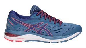 Picture of Asics Ladies Gel Cumulus 20 - Dark Blue