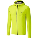 Picture of Mizuno Men's 20k Waterproof Jacket - Flo Yellow