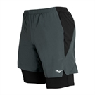 Picture of Mizuno Men's Alpha 7.5 2in1 Short
