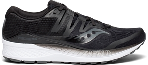 Picture of Saucony Men's Ride ISO - Black