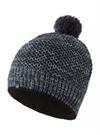 Picture of Ron Hill Bobble Hat - BlackCharcoal