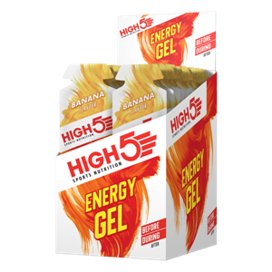 Picture of High 5 Energy Gel - Banana