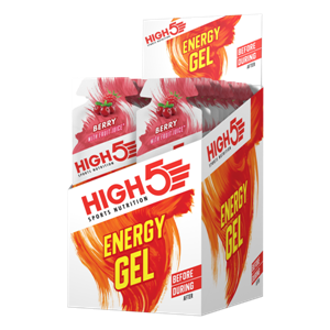 Picture of High 5 Energy Gel - Berry