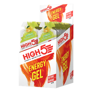 Picture of High 5 Energy Gel - Citrus