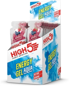 Picture of High 5 Energy Gel Aqua - Berry