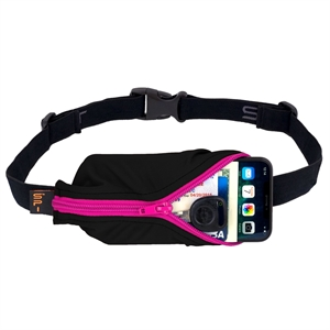 Picture of SPIbelt Large Pocket - Black with Pink
