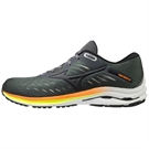 Picture of Mizuno Men's Wave Rider 24 - Grey
