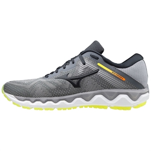 Picture of Mizuno Men's Wave Horizon 4 - Grey