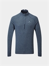 Picture of Ron Hill Men's Tech Thermal 1/2 Zip Tee - Navy