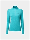Picture of Ron Hill Ladies Tech Thermal L/S Zip Tee