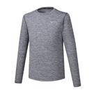 Picture of Mizuno Men's Impulse Core LS Tee - Grey