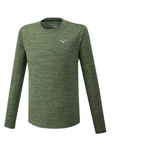 Picture of Mizuno Men's Impulse Core LS Tee - Green