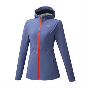 Picture of Mizuno Ladies Waterproof 20K ER Jacket - Marlin