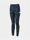 Picture of Ron Hill Ladies Life Sculpt Tight - Navy Laser