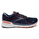 Picture of Brooks Men's Adrenaline GTS 21 - 452 Navy/Red