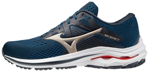 Picture of Mizuno Men's Wave Inspire 17 - Navy