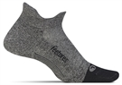 Picture of Feetures Elite Light Cushion No Show Tab - Grey