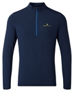 Picture of Ron Hill Men's Tech Thermal 1/2 Zip Tee